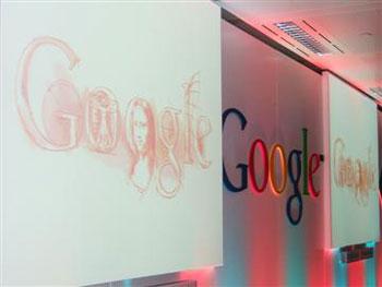 Google, London